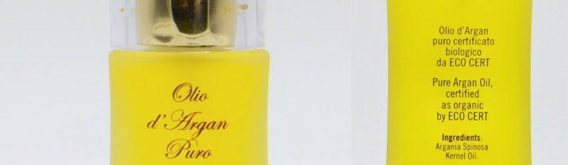 Olio d'Argan 30ml, olio puro bio | Elisirdargan.com