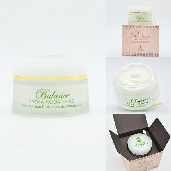 Balance crema acida detergente | Elisirdargan.com