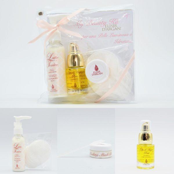 My Beauty Kit, kit di bellezza all'olio d'argan | Elisirdargan.com