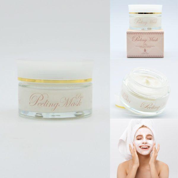 Peeling Mask Bio, trattamento viso efficace | Elisirdargan.com