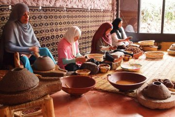 Olio di Argan: la sua Storia
