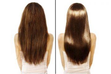 Trattamento per capelli a base di Olio d'Argan